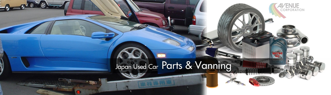 Services Vanning and Parts